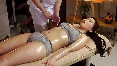 Superb Japanese MILF Ai Sayama in anomalous porn video in designation