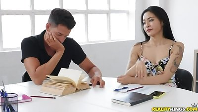 This Class Sucks As Hard As She Does