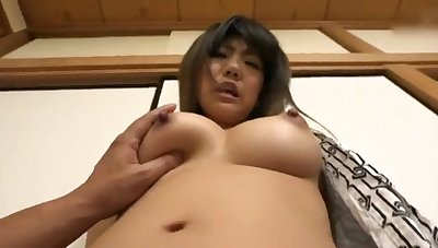 Sucking a delicious weasel words pleases this Japanese girl all round than anything