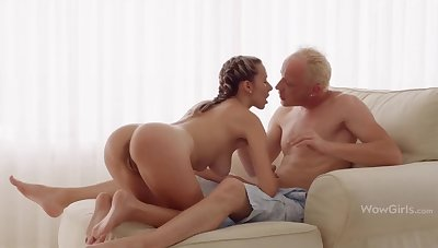 WOWGIRLS, Super Wet Joanna Lets the Guy Fuck Her As He Wants