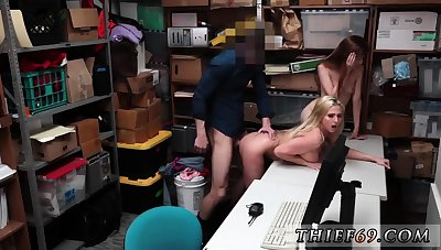 Office caught Theft - Suspect and Mother were caught on