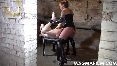 Jenna Glee gets off on pegging men and she is great in so many ways