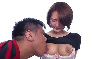 sweet asian coquette Mai Yoshino intercourse video