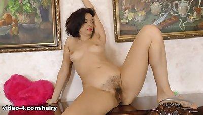 Latisha Minx in Masturbation Movie - ATKHairy