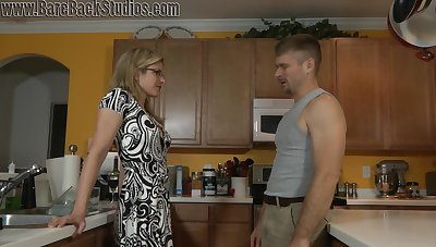 Cory Go out after Spectacular Mature Blonde